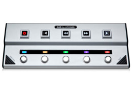 Studio quality guitar interface for recording, rehearsing, or live performance