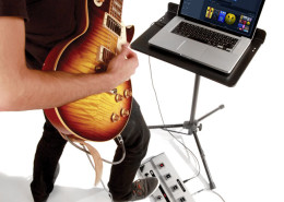 The best way to plug your guitar into your Mac